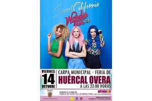 "Sweet California Gira ""World Tour 2.0"""